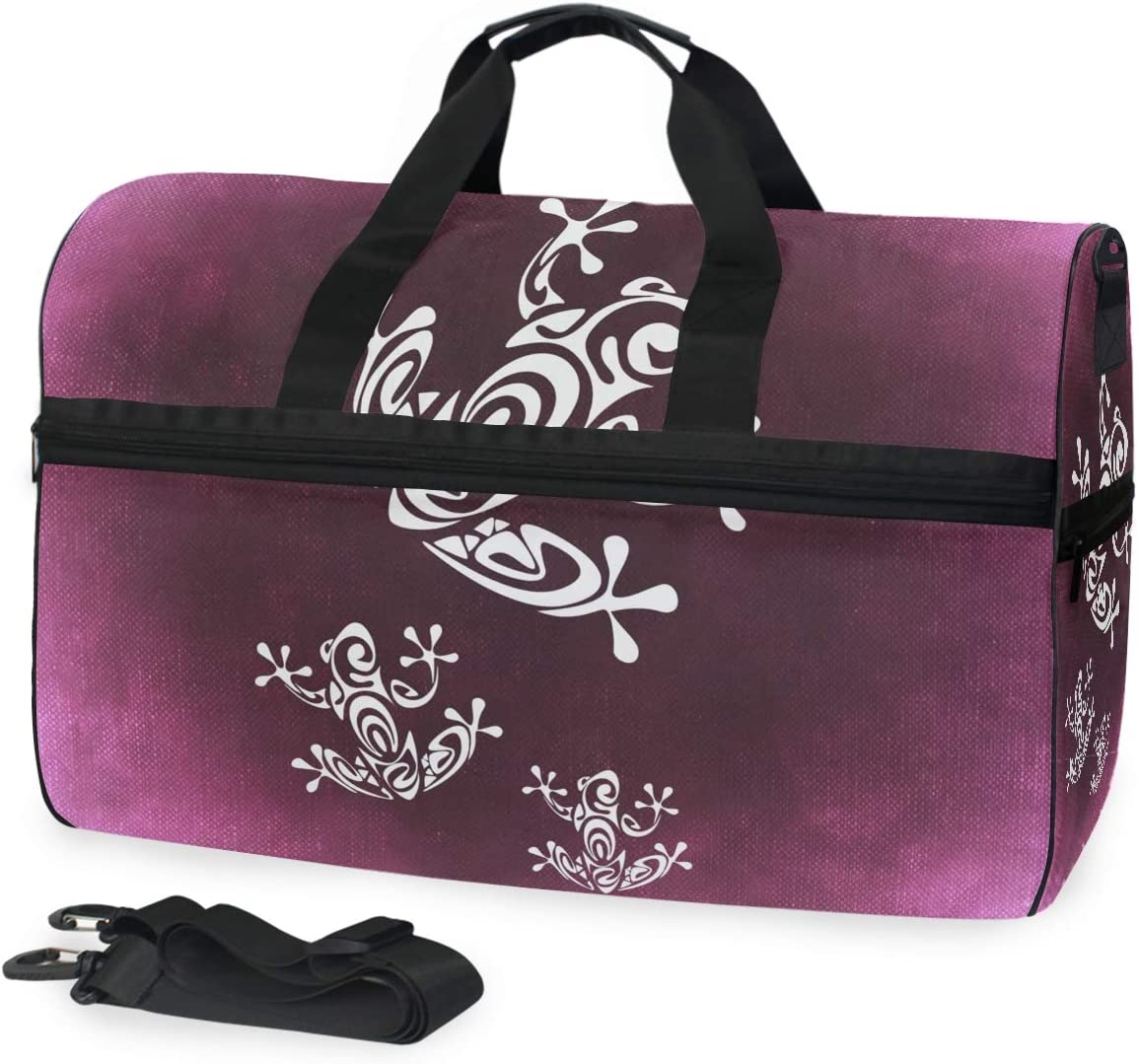 Sports Swim Gym Bag with Limited price supreme Gecko Compartment Frog Shoes Weekender