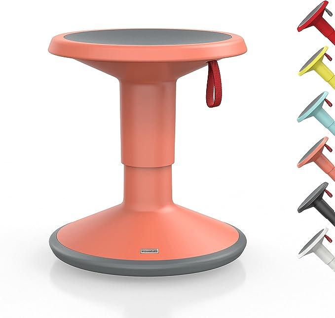 1274 opinioni per Interstuhl® UPis1 Edizione Junior- sgabello ergonomico con effetto dondolo per