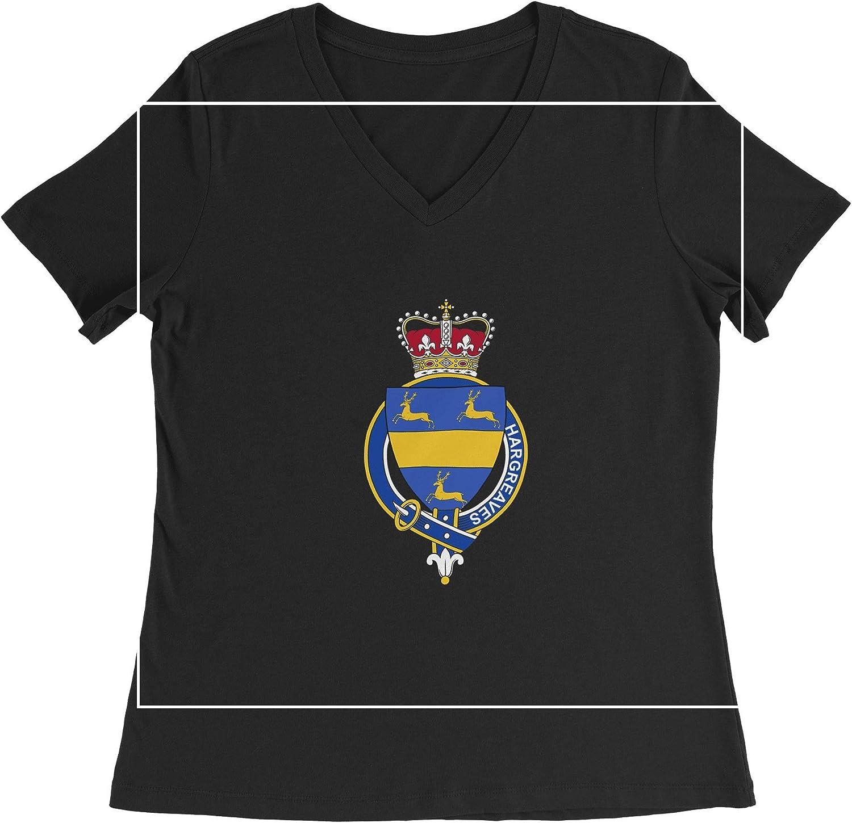 HARD EDGE DESIGN Women's English Garter Family Hargreaves T-Shirt