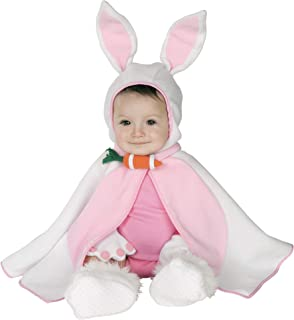 Costume Co Baby Girl's Caped Cutie Lil' Bunny Costume