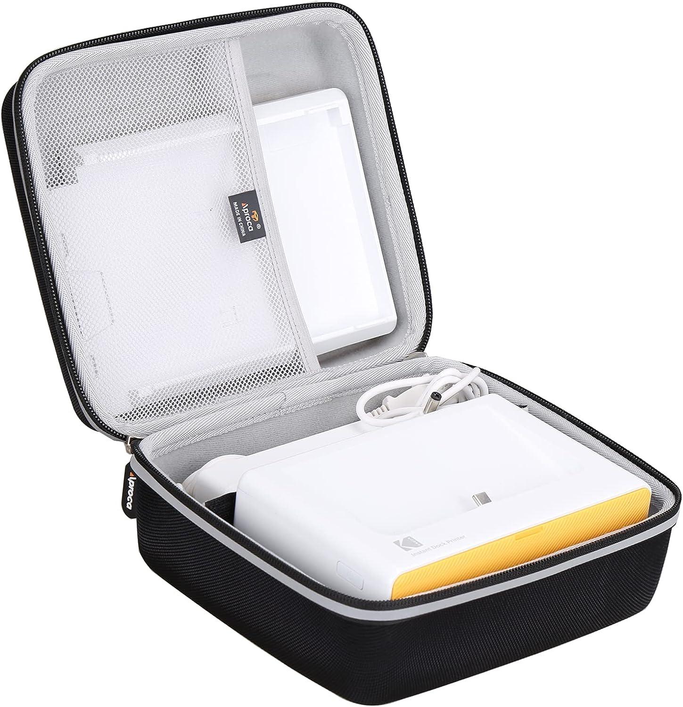"Aproca Hard Storage Travel Case, for Kodak Dock Plus 4x6"" Portable Instant Photo Printer"