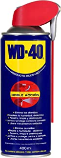 WD-40 Producto Multi-Uso Doble Acción - Spray 400ml -