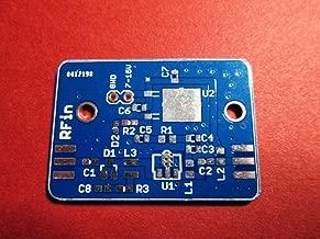 FidgetKute PGA 103+ LNA PCB Kit w/PGA-103 Part Design Low Frequency Stabilization Circuit Show One Size