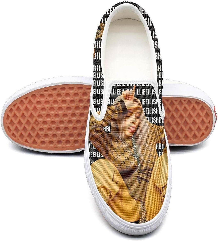 Tillfälliga skor skor skor för kvinnor högt Billie -Eilish - springa skor  underbar
