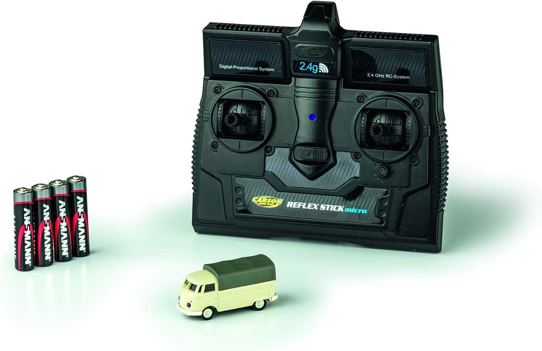 ahorrar en el despacho Cocheson Modellsport 1 87 Elektro VW Bus Bus Bus T1 Pritsche RTR  exclusivo