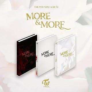 MORE & MORE(9TH MINI ALBUM/輸入盤)