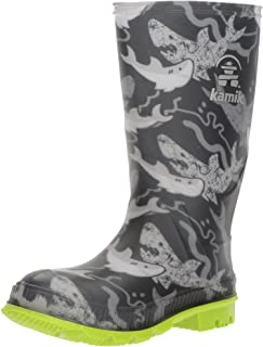 Kamik Kids' Stomp2 Rain Boot
