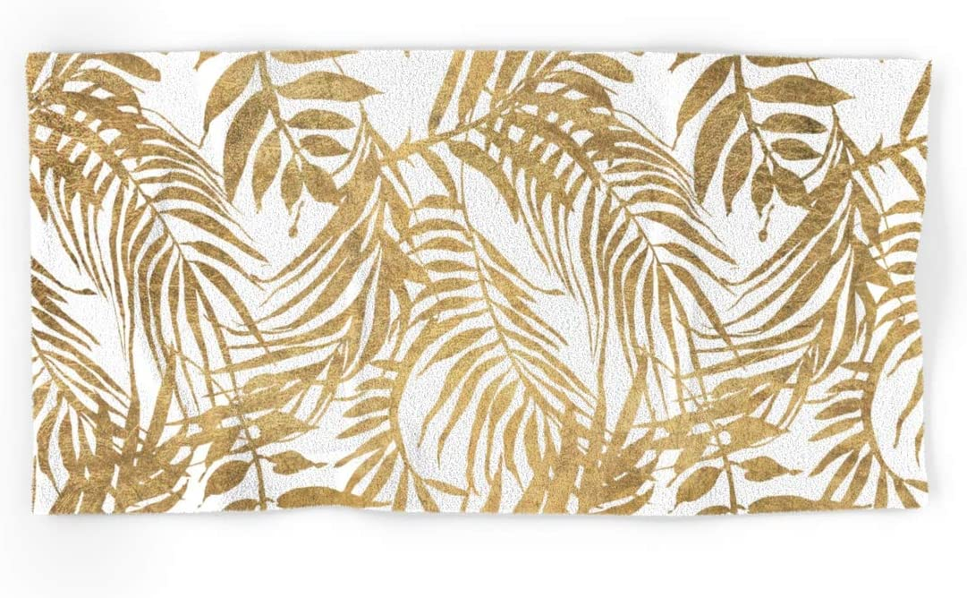 Elegant Tropical Gold White Palm It is very popular Tree by Pink Floral mart Wate Leaves