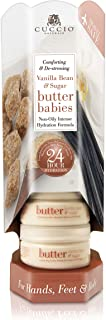 Cuccio Naturale Butter Babies, Vanilla Beans And Sugar, 1.5 Ounce