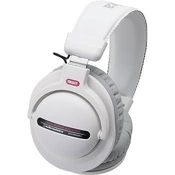 audio-technica 密閉型DJヘッドホン ホワイト ATH-PRO5MK3 WH