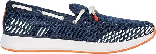 Navy/White/Orange