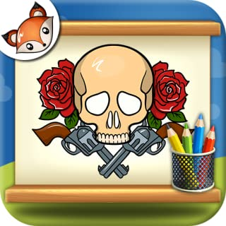 How to Draw Tattoos step by step Drawing App