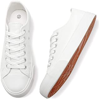 Women's Fashion Sneakers PU Leather Casual Shoes