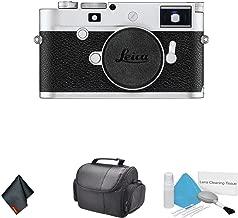 Leica M10-P Digital Rangefinder Camera 24MP (Silver Chrome | 20022) - Bundle