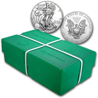 2019 500-Coin Silver American Eagle Monster Box (Sealed) Brilliant Uncirculated