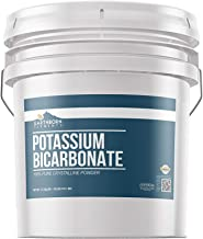 Potassium Bicarbonate (3.5 Gallon) Highest Purity, Food and USP Pharmaceutical Grade by Earthborn Elements