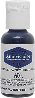 Americolor Soft Gel Paste Food Color.75-Ounce, Teal