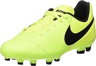 Nike Jr Tiempo Legend Vi Fg Soccer (Toddler/Little Big Kid)
