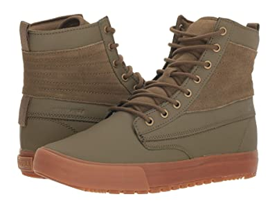 Supra Graham CW Winter (Olive/Light Gum) Men