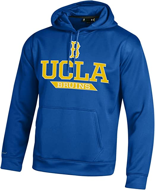Under Armour Adult NCAA Mens French Terry Full Zip Black 3X-Large