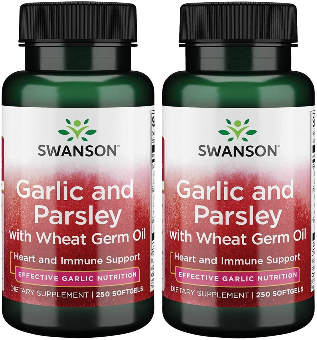 Swanson Garlic Parsley - Promotes Support Heart Our shop most popular Immune Spring new work one after another and Sup