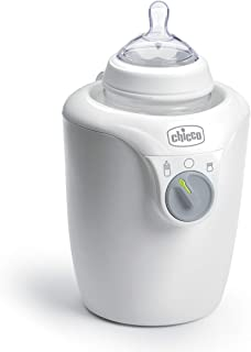 Two in One Bottle & Baby Food Jar Warmer with Automatic Shut-Off
