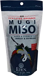 Eden Foods Certified Organic Mugi Miso Barley Soybeans 12 1 oz 345 g