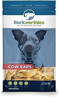 Barkworthies Cow Ears Dog Chews