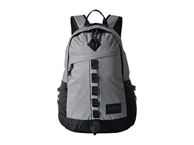 Burton Shackford Pack (Gray Heather) Backpack Bags