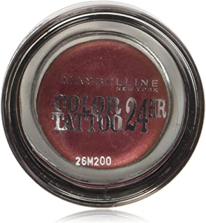 Maybelline Color Tattoo 24Hr Eyeshadow 70 Pomegranate by Maybelline