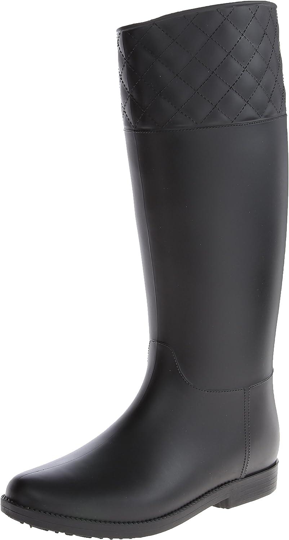Dirty Laundry Woherrar Thumbs Up Rain Boot Boot Boot svart Boot s 10 M  mycket populär