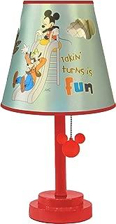 Disney Mickey Mouse Die Cut Table Lamp