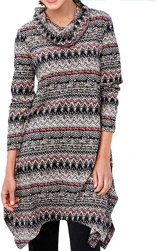 Camisetas Cortas Mujer Ronamick Comfortable Blusa Larga Mujer ...