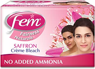 fem bleach ingredients