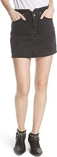 Women's She's All That Denim Mini Skirt