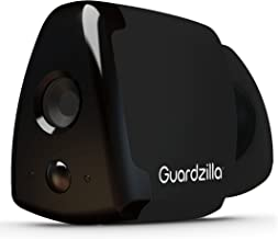 Guardzilla Outdoor HD WiFi Security Camera with Night Vision and Weatherproof Construction