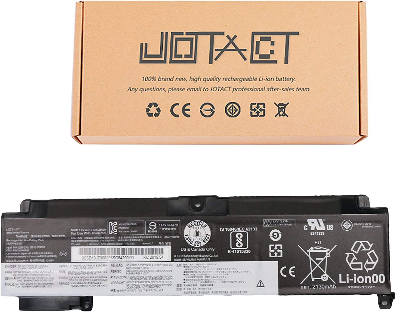 JOTACT Financial sales sale 01AV405 SB10J79002(11.4V 26Wh Department store 2310mAh L 3-Cell)
