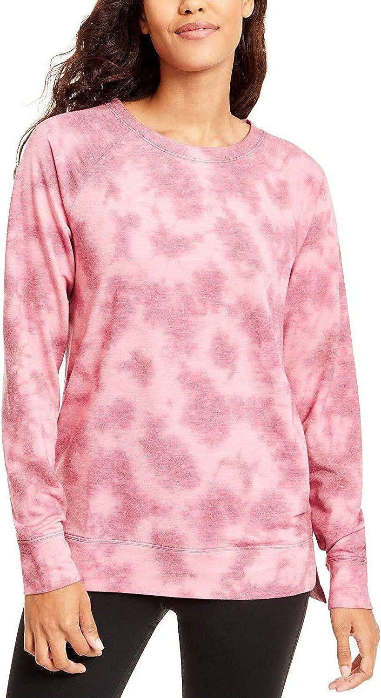 Ideology Womens Comfy Cozy Sweatshirt