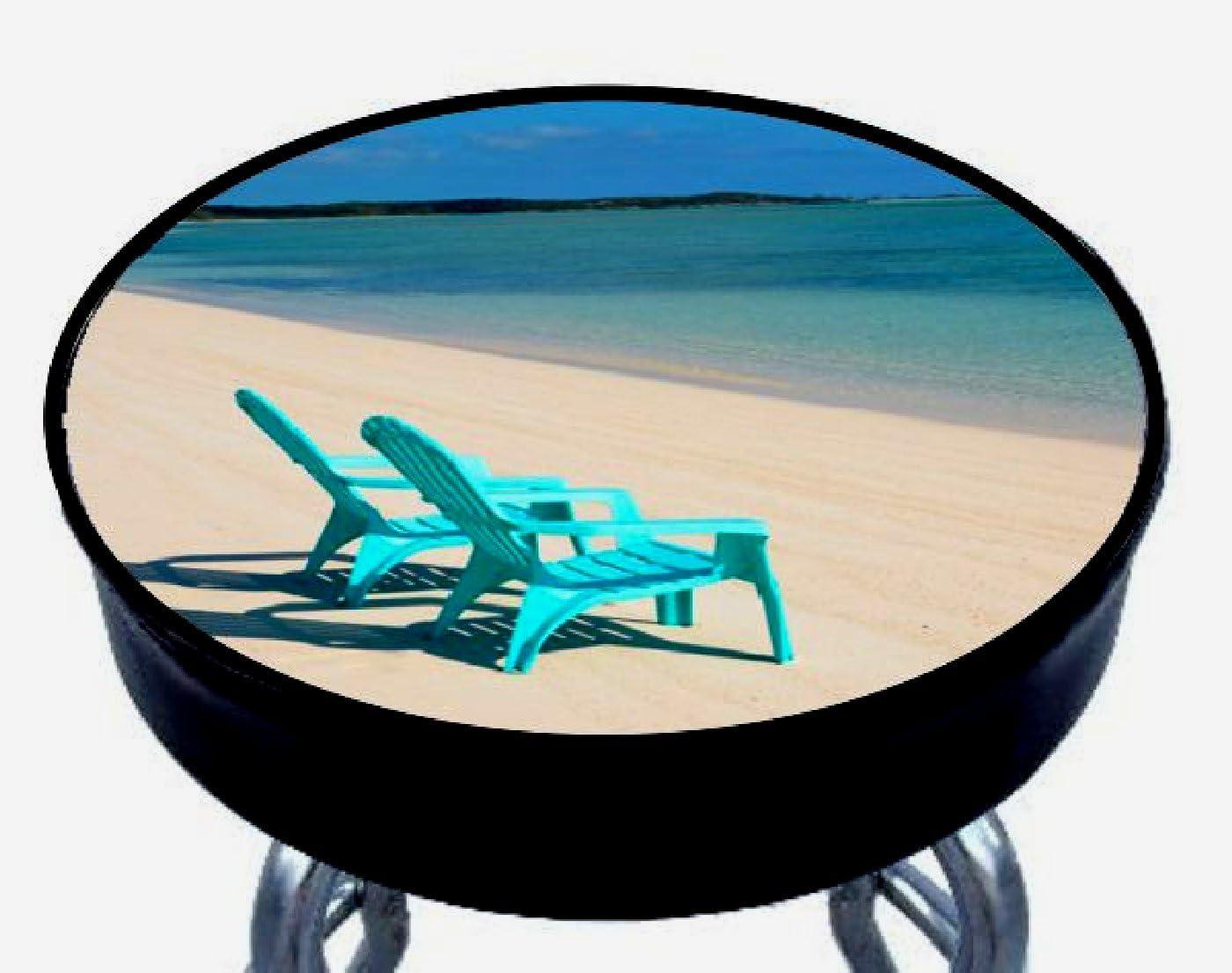 Max 74% OFF Custom Grafix Island Print #15 Slip-on Inc Bar 12-15 Cover Manufacturer regenerated product Stool