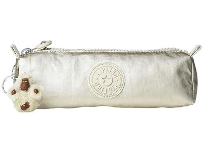 Kipling Freedom (Cloud Grey Metallic) Handbags