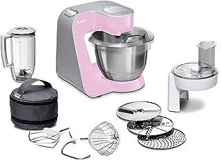 Bosch Hogar Mum 5 CreationLine Robot Cocina, Color Palo, 400
