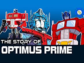 The Story of Optimus Prime