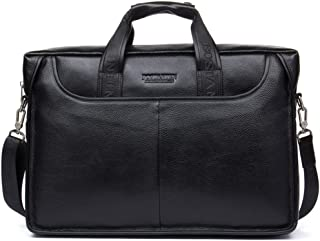 216b9c284d4e Amazon.com: BOSTANTEN - Briefcases / Luggage & Travel Gear: Clothing ...