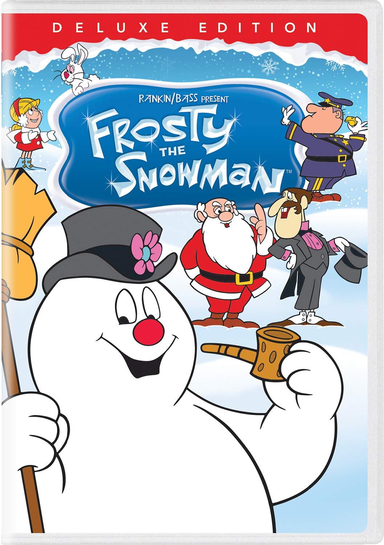 Amazon.com: Frosty the Snowman : Jimmy Durante, Billy De Wolfe, Jackie  Vernon, Arthur Rankin, Jr., Jules Bass, Arthur Rankin, Jr., Jules Bass,  Romeo Muller: Movies & TV