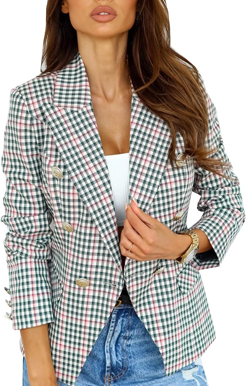 WHZXYDN Nueva Chaqueta Casual De Solapa con Camisa De Mujer con Estampado De Leopardo De OtoñO E Invierno