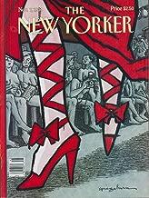 New Yorker cover Art Spiegelman nudist camp fashion show 11/7 1994