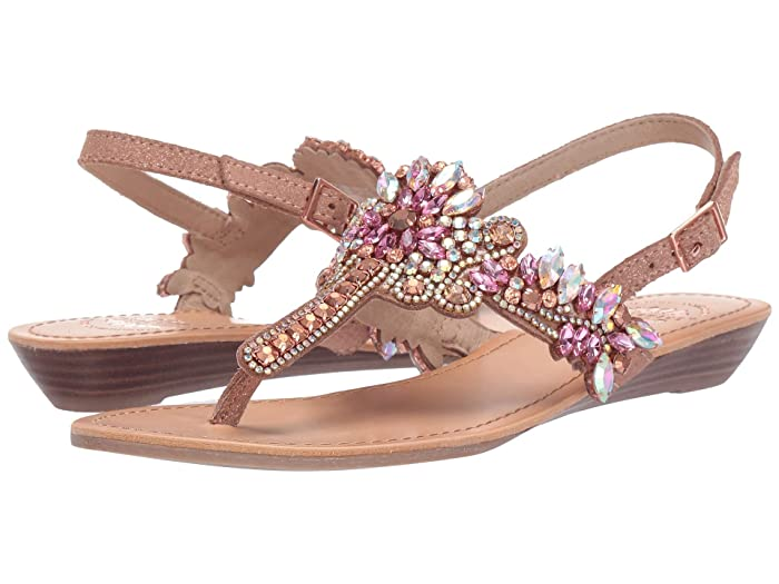 Yellow Box  P-Vallen (Rose Gold) Womens Sandals