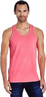 Hanes Mens ComfortWash Garment Dyed Sleeveless Tank Top...