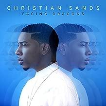 christian sands facing dragons