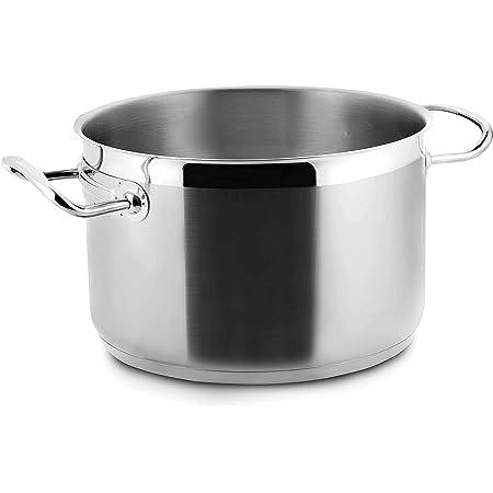 8 Pièces Faitout Set Casserole ragoût casseroles casserole casseroles Gerlach 18//10